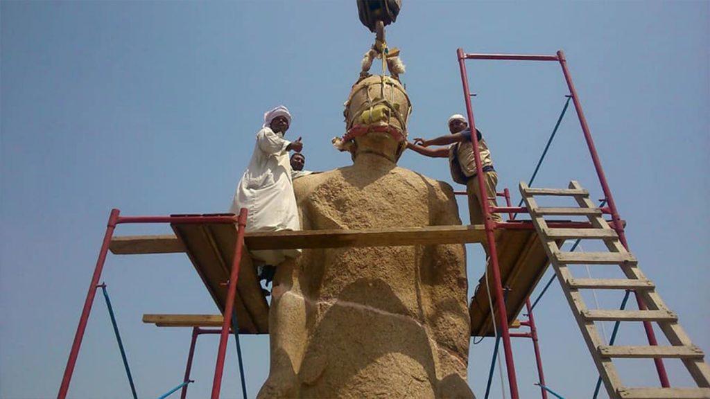 Реставрация Рамсеса II