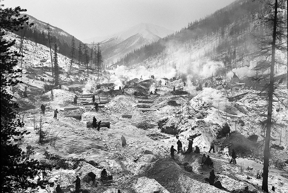 «Золотая лихорадка» на Дальнем Востоке: как открывали крупнейшие залежи золота
