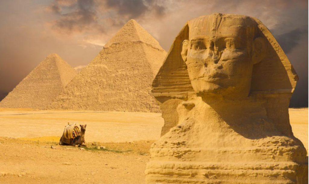 Пирамиды - загадка первого чуда света