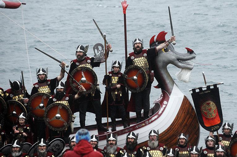 В Норвегии открылись курсы викингов
