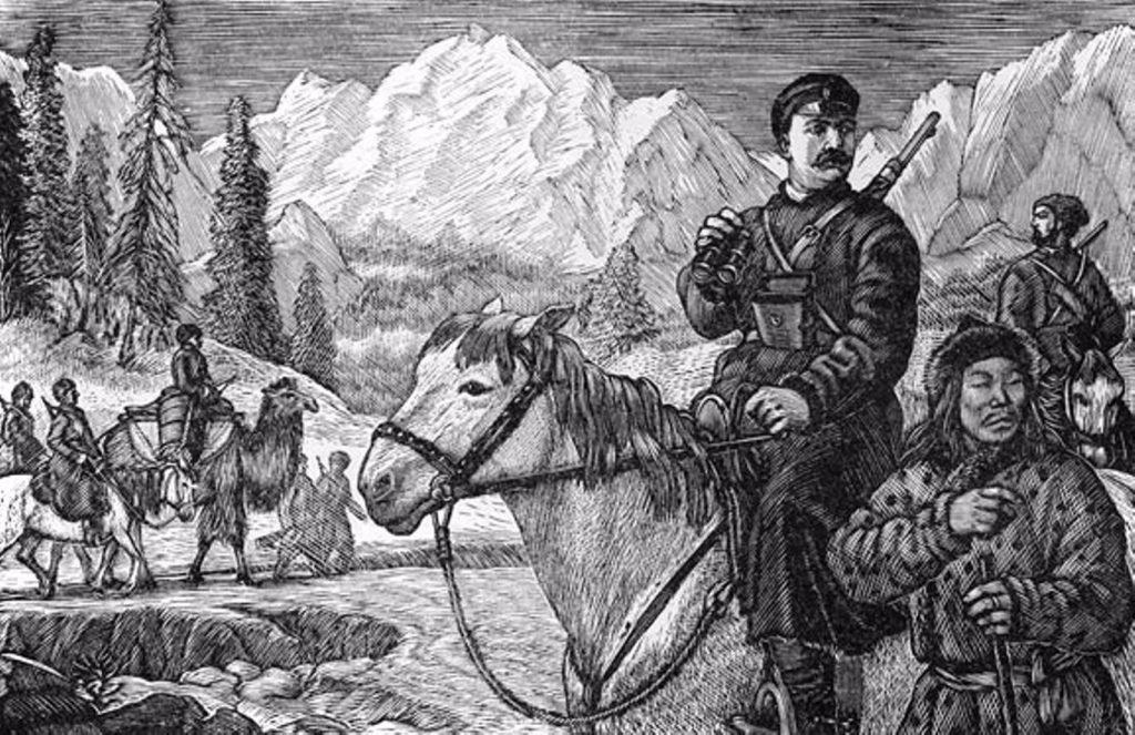 Первопроходцы русского Дальнего востока