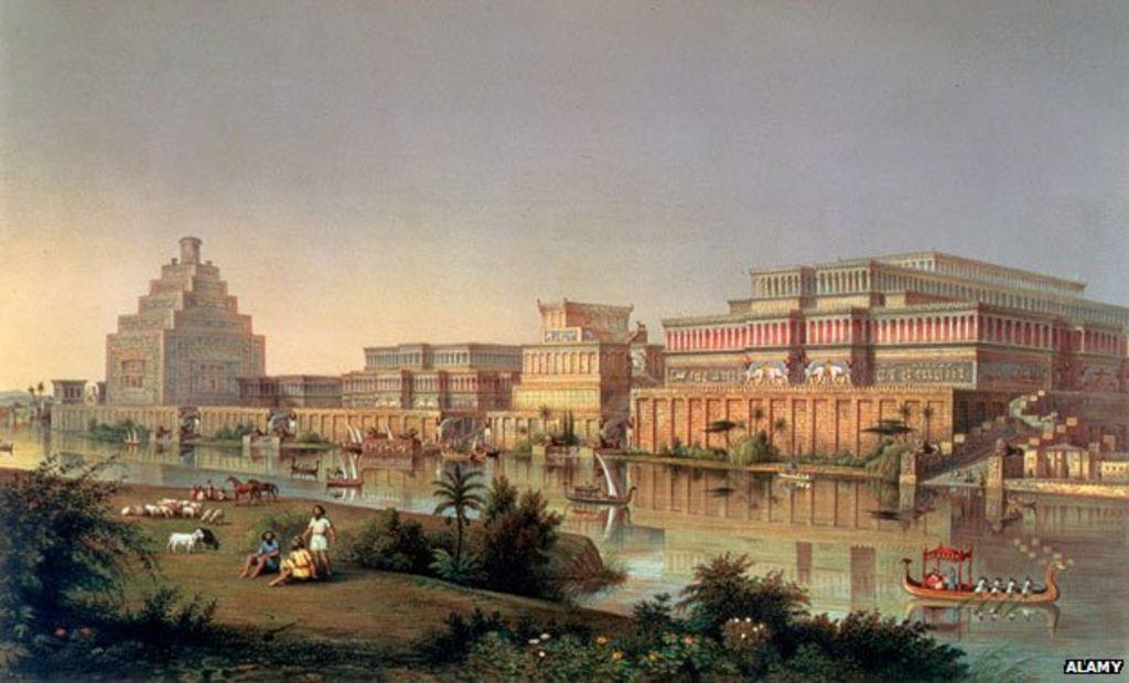 Шумеры — родоначальники цивилизации
