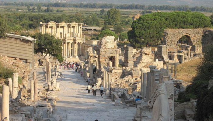 Забытый храм Артемиды