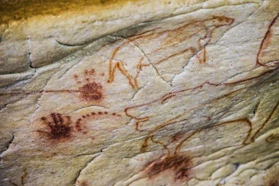 Настоящие авторы пещерных рисунков