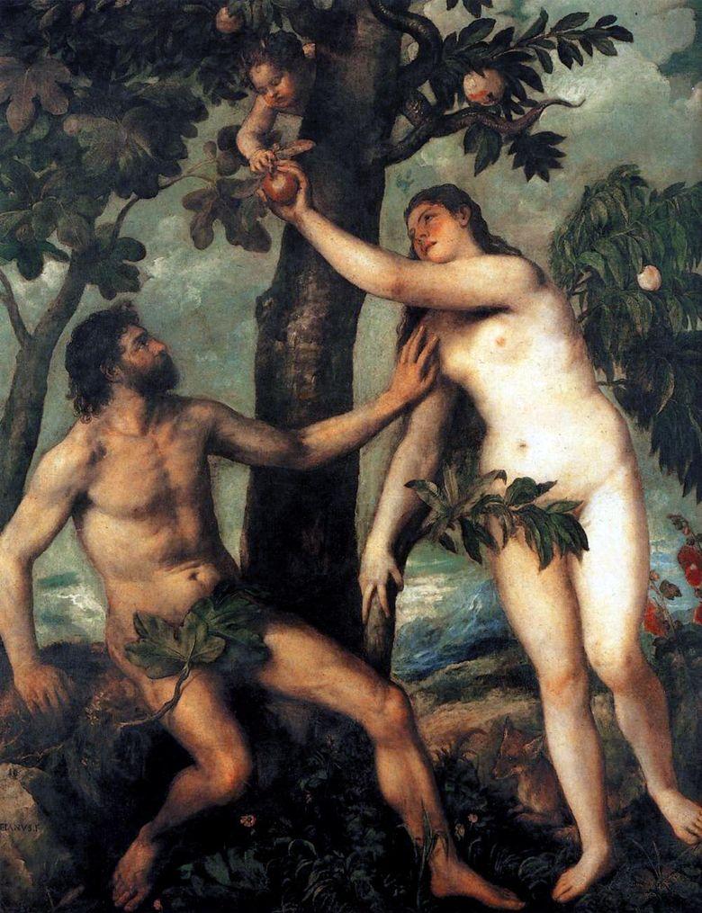 Адам и Ева существовали на самом деле