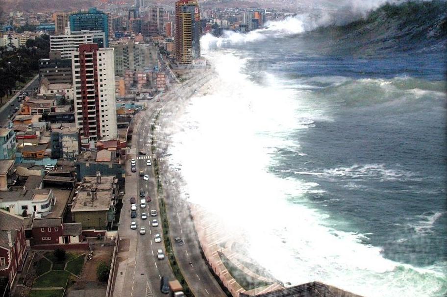 Самые смертоносные цунами в истории