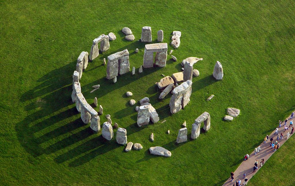 Стоунхендж - пляска каменных великанов