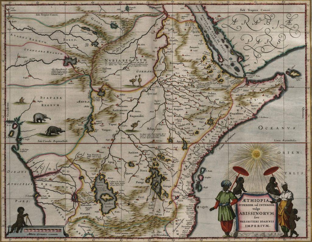 Царство пресвитера Иоанна - легенда о восточном государе