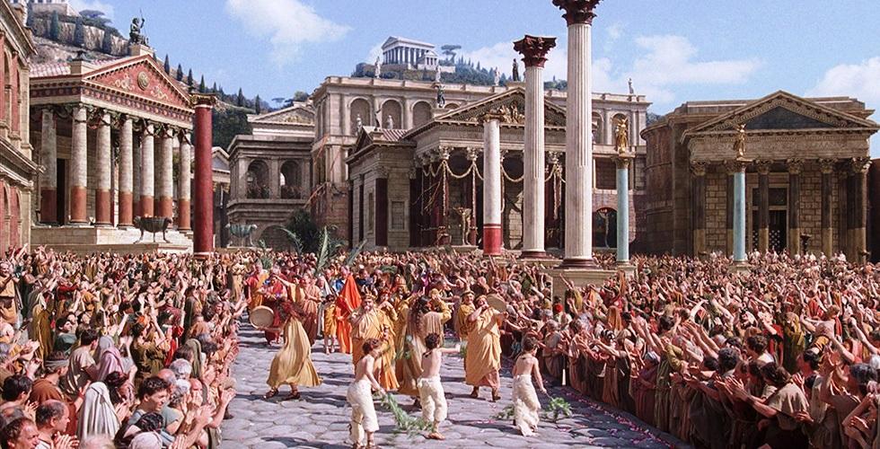 Основание Рима - история и легенды