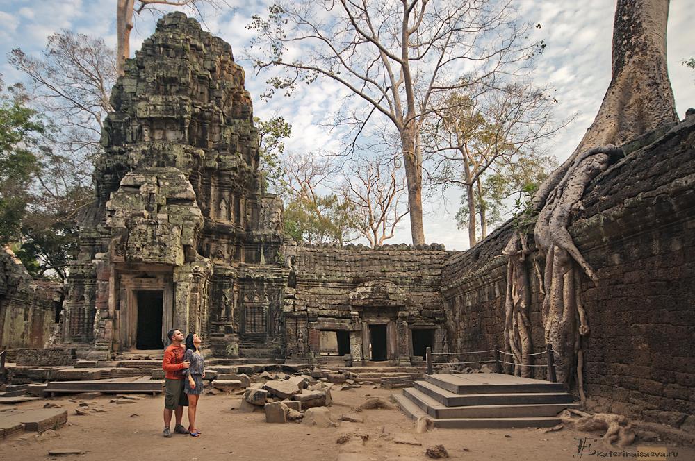В Камбодже обнаружен древний город