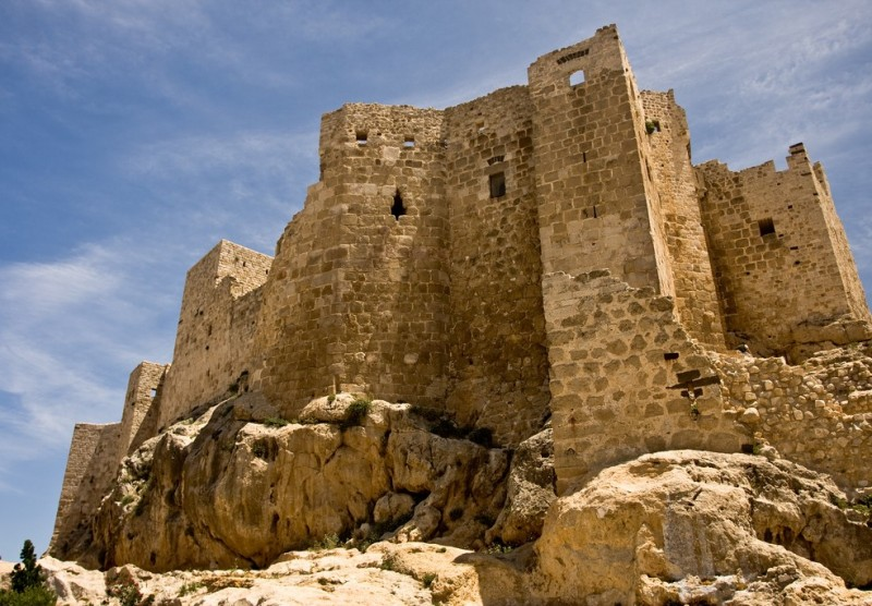 Старец Горы - владыка государства крепостей