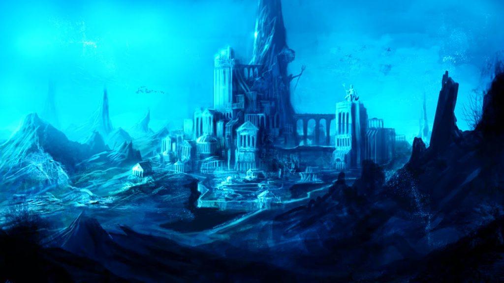 Затонувшая Атлантида уже найдена?