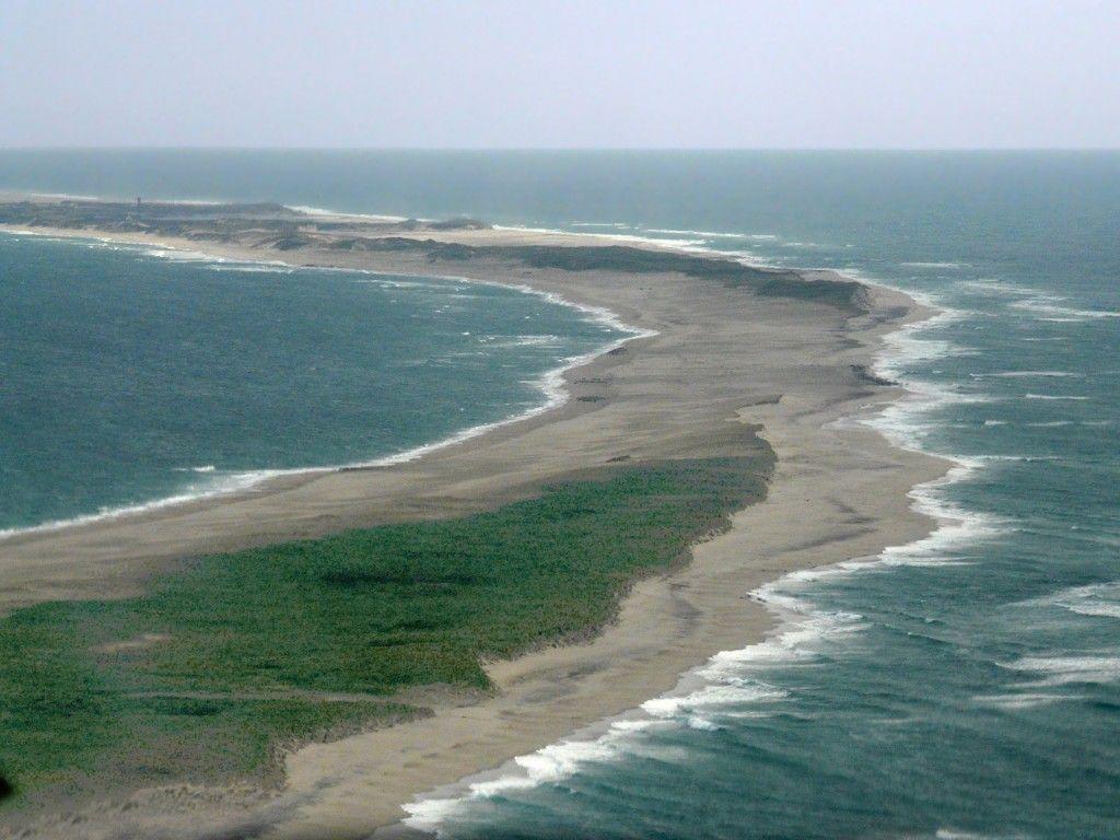 Дрейфующий остров Сейбл