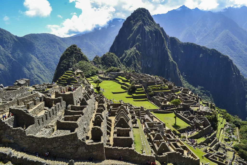 Мачу-Пикчу — «старая вершина»