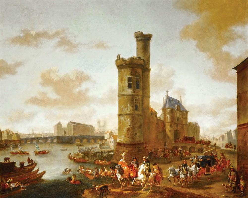 Тайны Нельской башни - судьба средневекового укрепления