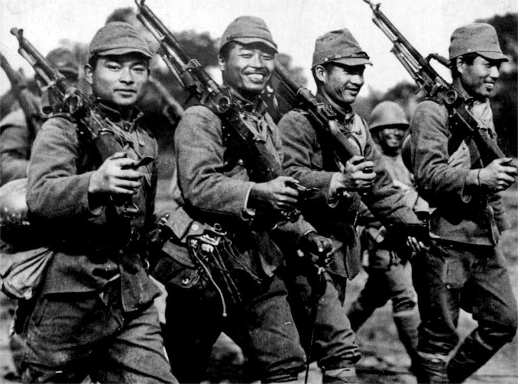 Японская агрессия в Китае в 1930-1933 годов