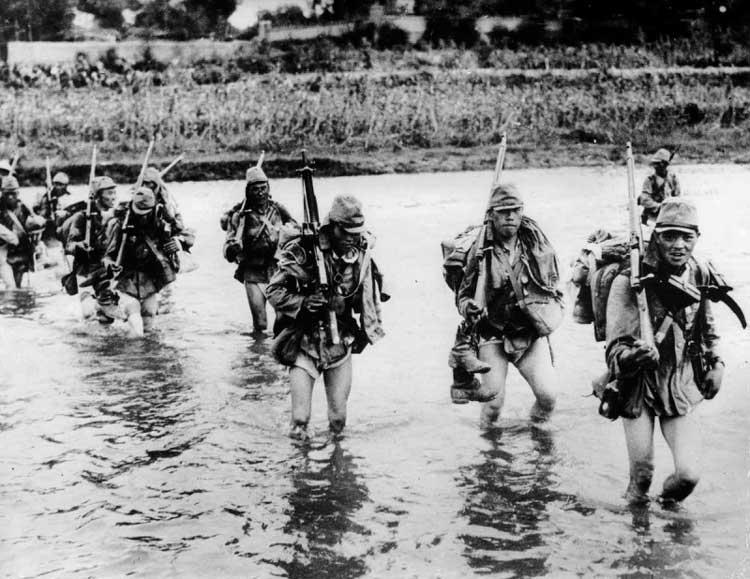 Японская агрессия на Дальнем Востоке перед началом Второй мировой войны