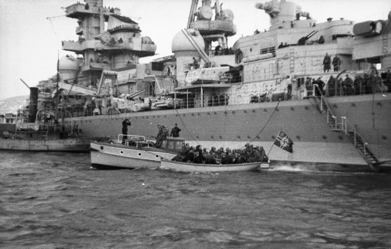 Вторжение Германии в Данию и Норвегию