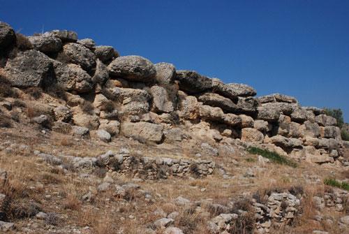 Циклопическая кладка обнаружена на юге Болгарии