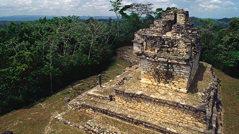Соленая экономика майя