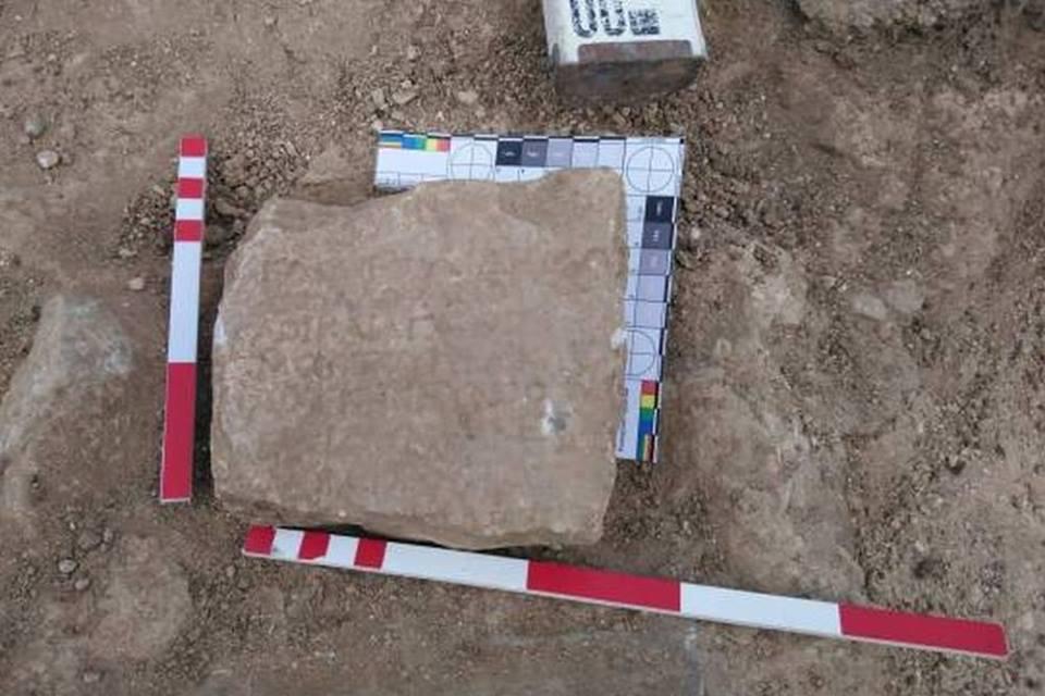 Мраморный документ III века до нашей эры
