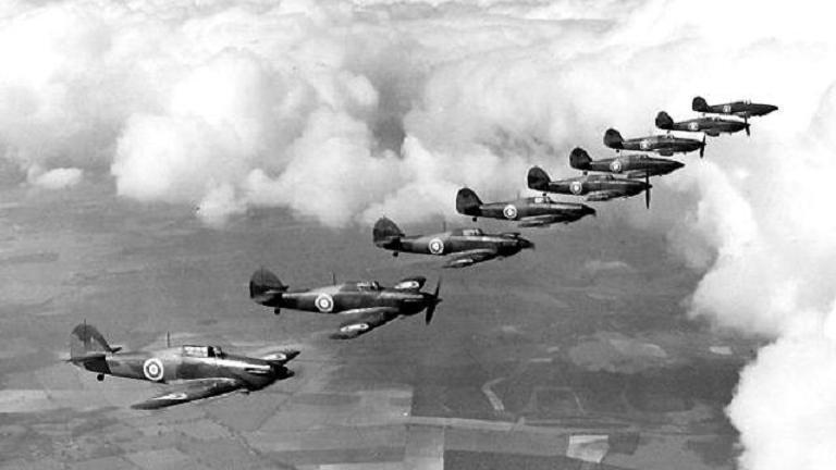 Битва за Британию 1940 год