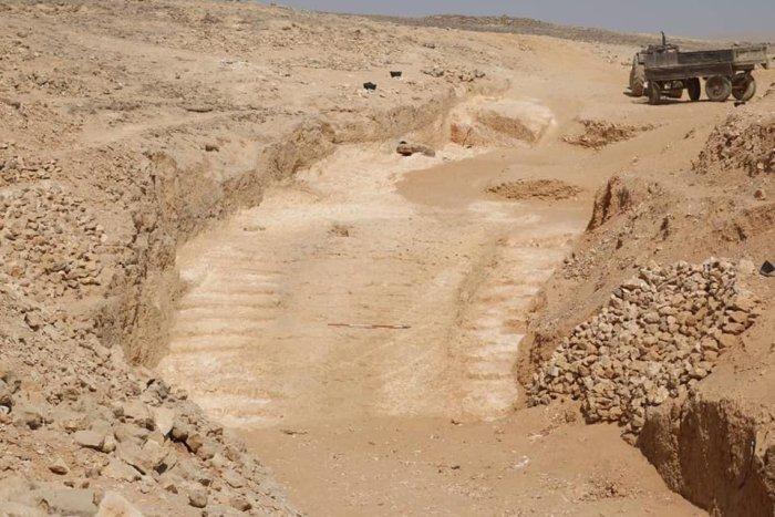 Археологи выяснили, как строились египетские пирамиды