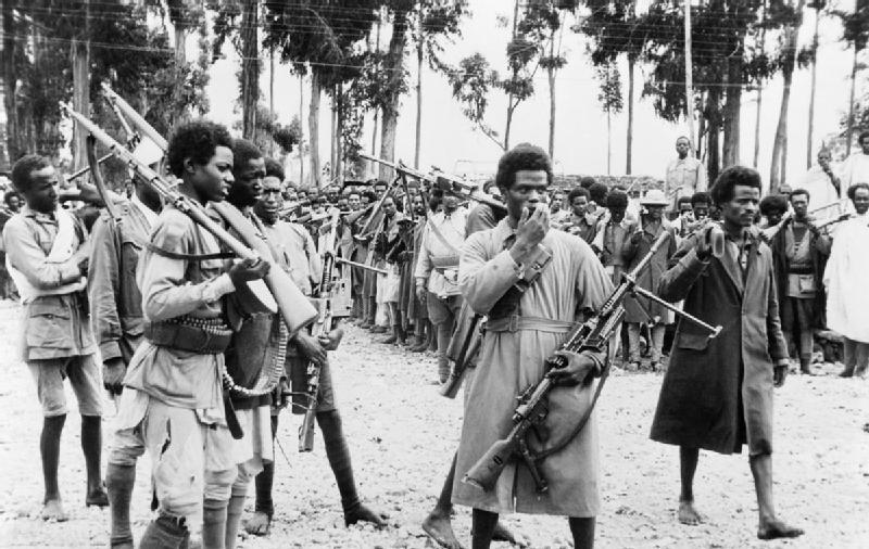 Итало-эфиопская война 1935-1941 годов