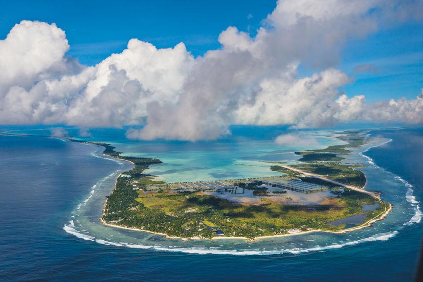 «Тонущее» государство: что же будет с Кирибати?