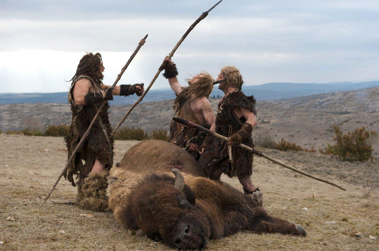 Ученые выяснили как охотились неандертальцы