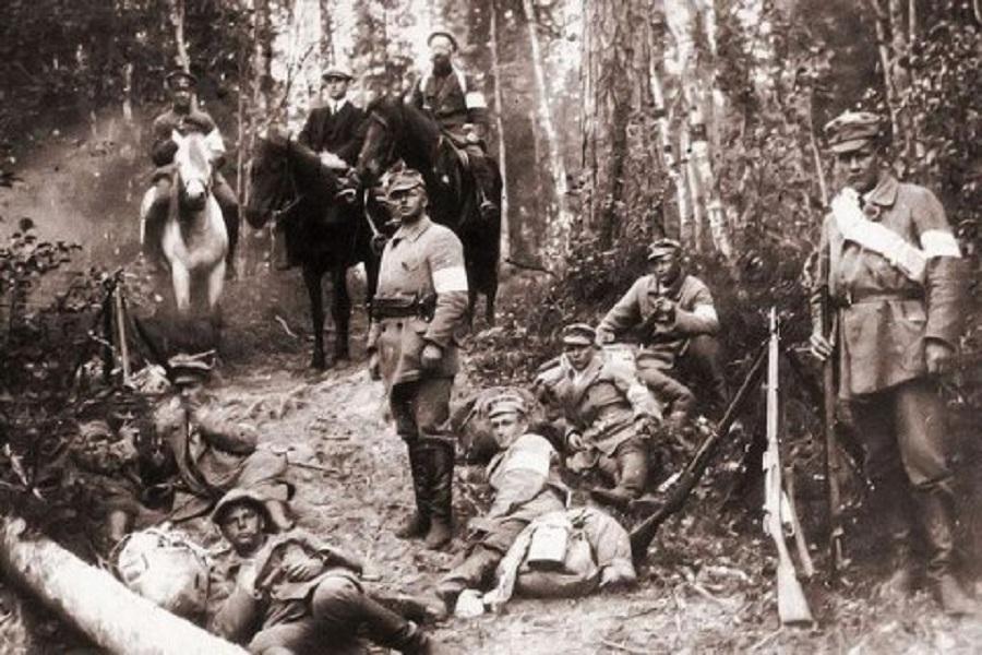 Первая советско-финская война. Они хотели Великую Финляндию... от Урала до Поволжья!