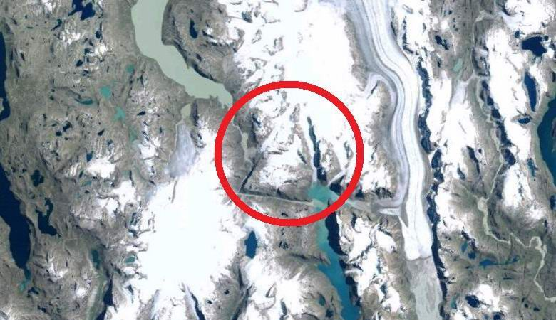 Загадочный Большой Гренландский треугольник