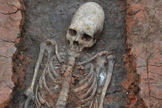 Древнее захоронение элиты Ингушетии