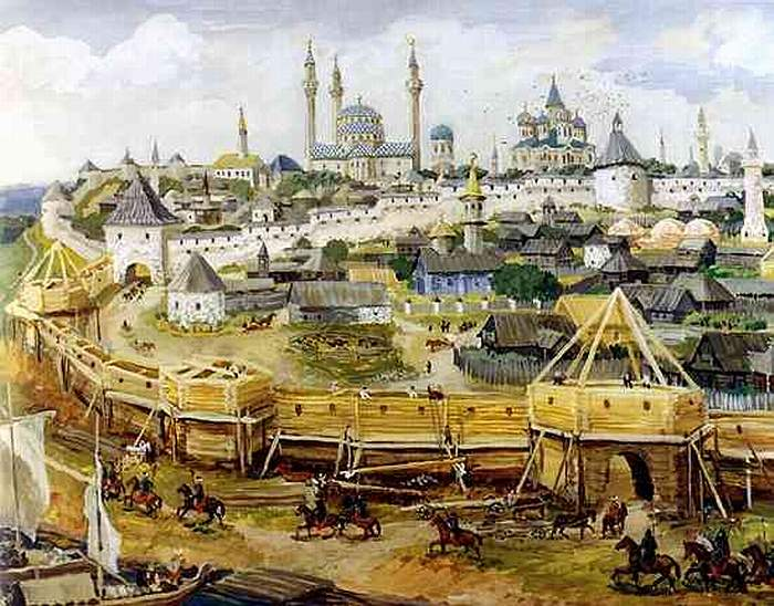 Зачем Иван Грозный взял Казань