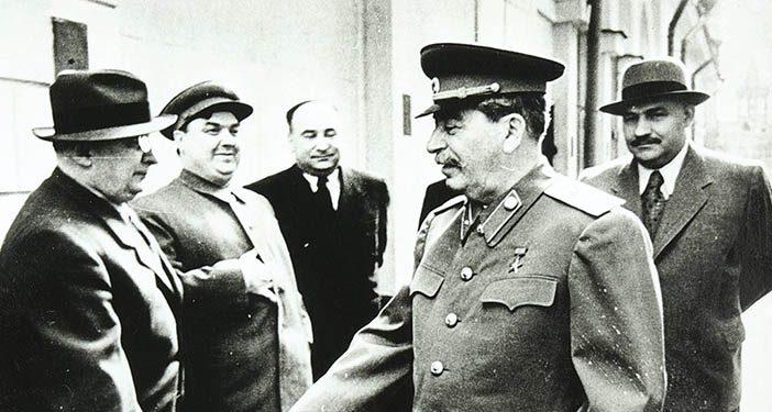 «Ленинградское дело» - как Берия зачистил Питер