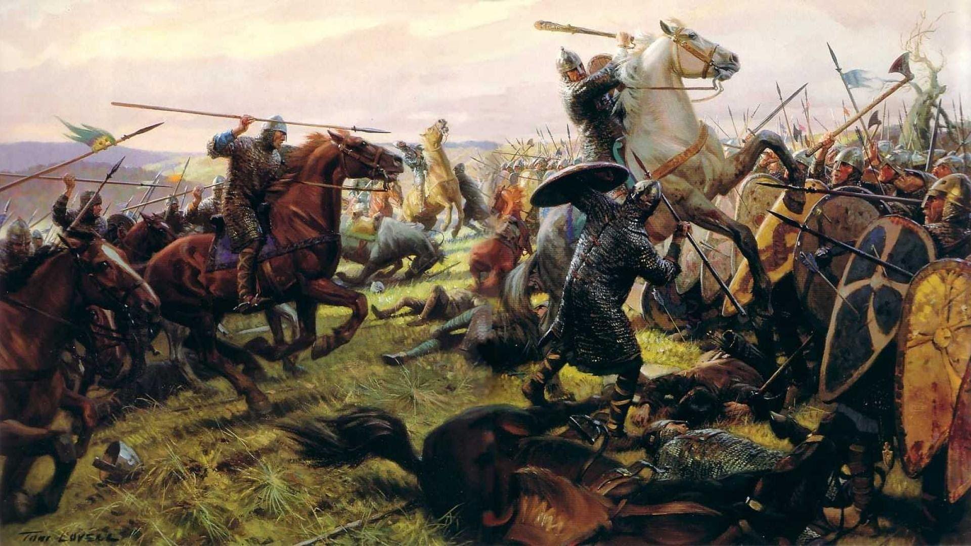 Битва при Гастингсе: решающее сражение за Туманный Альбион