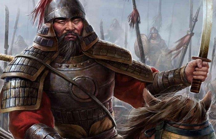 Месть Чингисхана - все, как всегда, из-за женщины?
