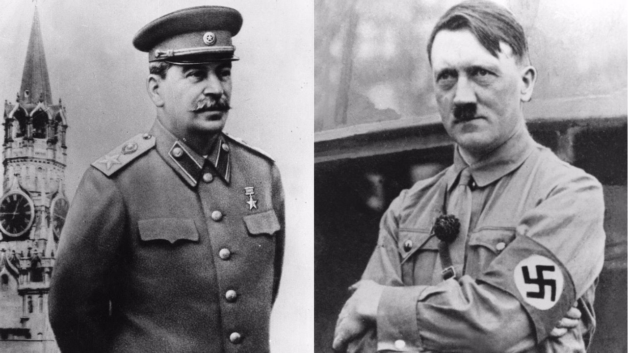 Встречались ли Сталин и Гитлер?