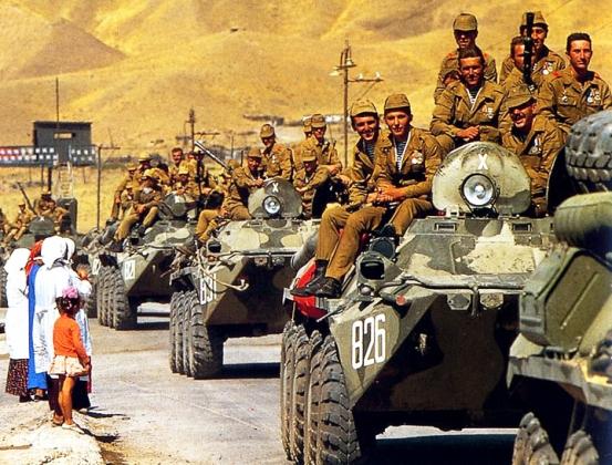Афганский бумеранг - война сломавшая Советский Союз