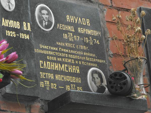 Леонид Анулов - прародитель «Красной капеллы»