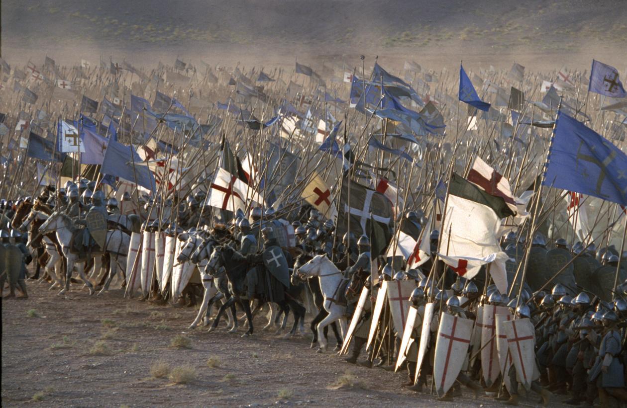 Как элита крестовых походов перегрызли друг друга
