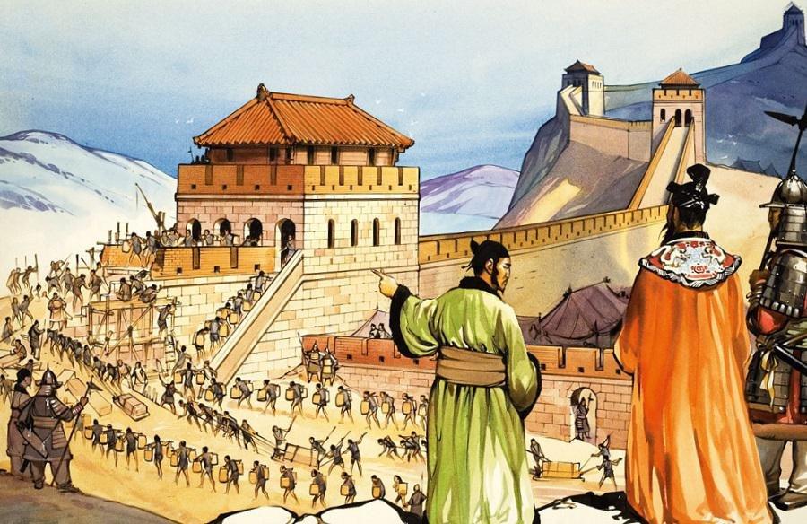 Древнего Китая никогда не существовало?