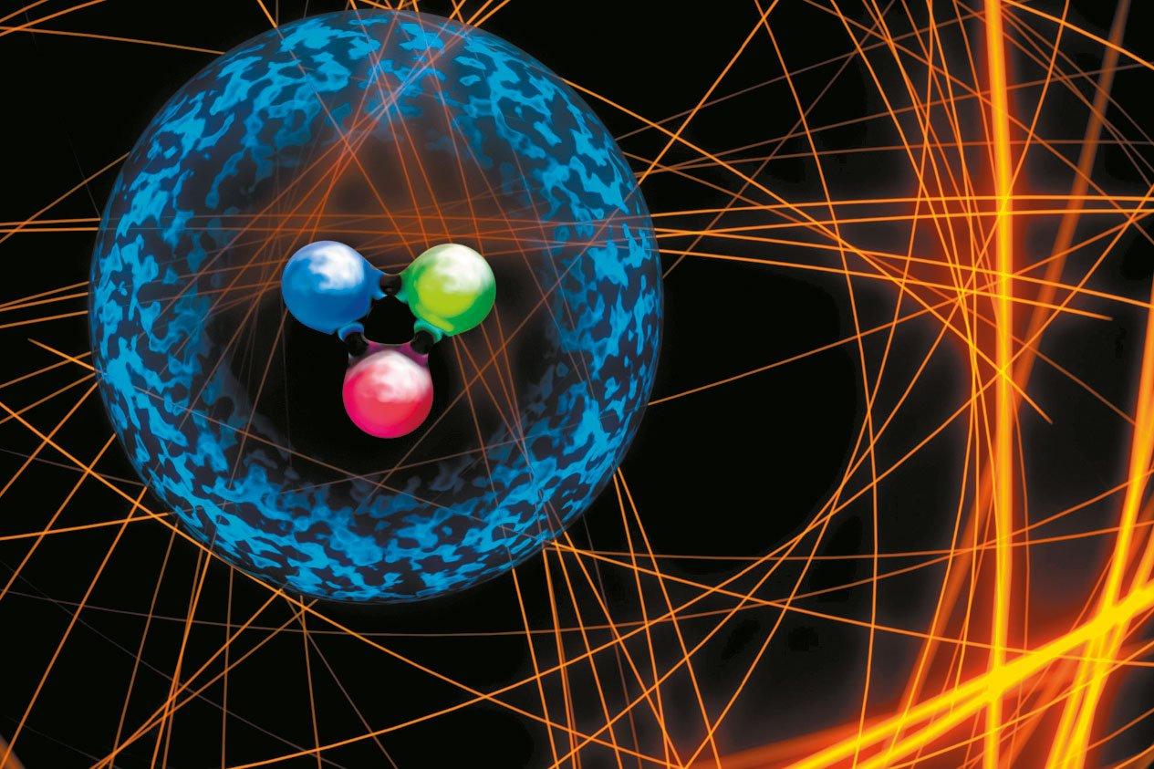 Кварки: как были открыты фундаментальные частицы