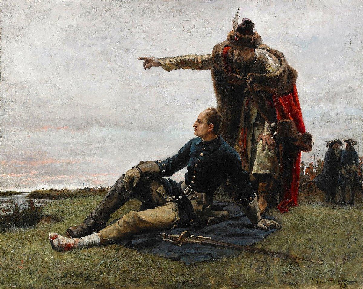 310 лет Полтавской битвы. Мазепа — предатель или второй «Сусанин»!