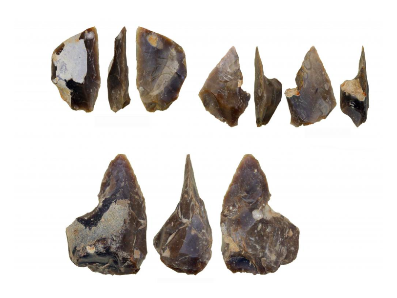 Найдена мастерская неандертальцев