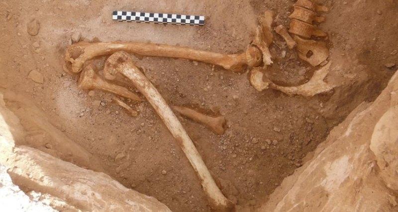 Найдена древнейшая гробница Китая