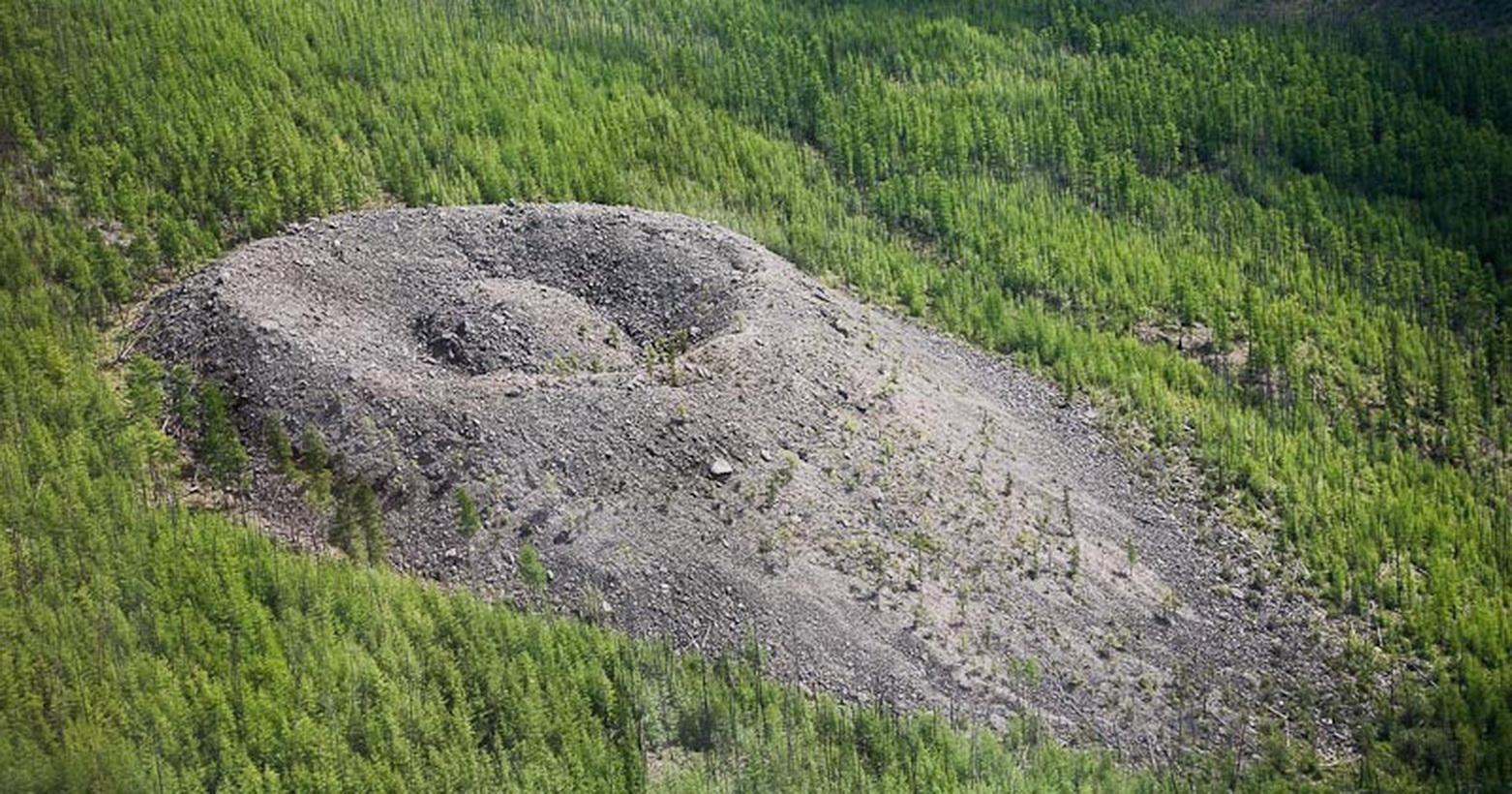 Таинственный Патомский кратер: загадка для будущих поколений
