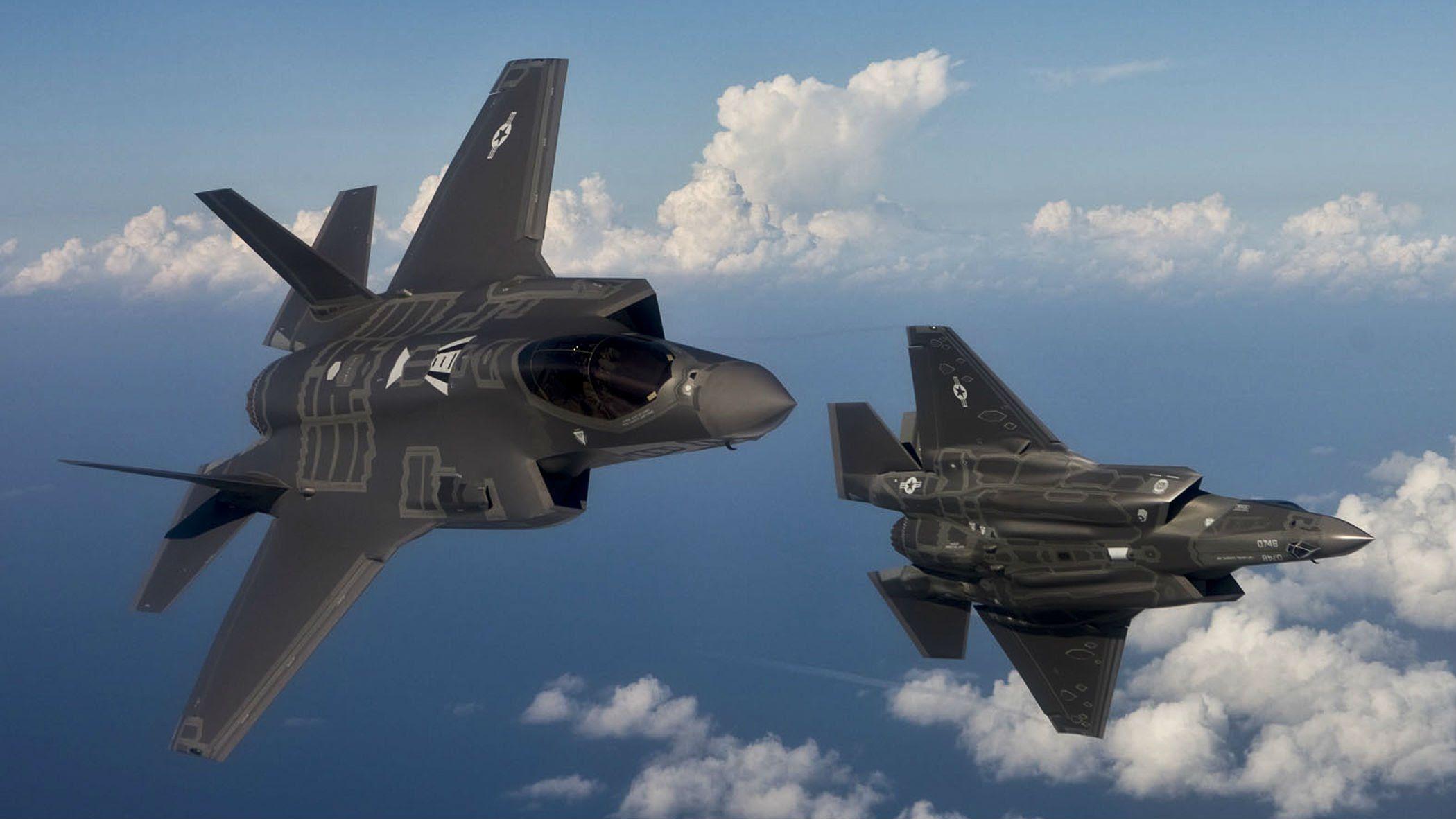 Охотники за новинками - как сверхсекретные самолеты попадали к врагам