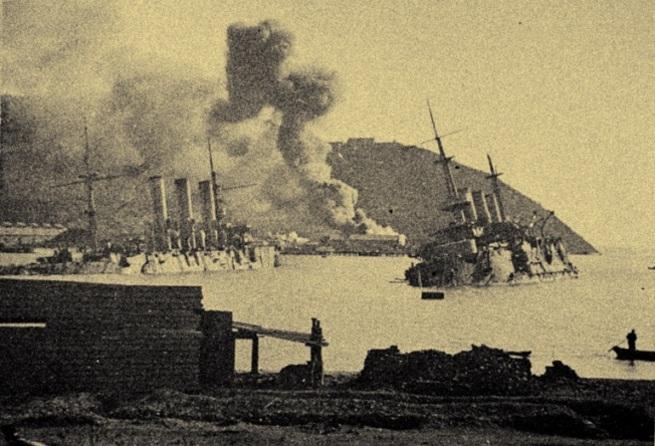 Порт-Артур - русский Перл-Харбор