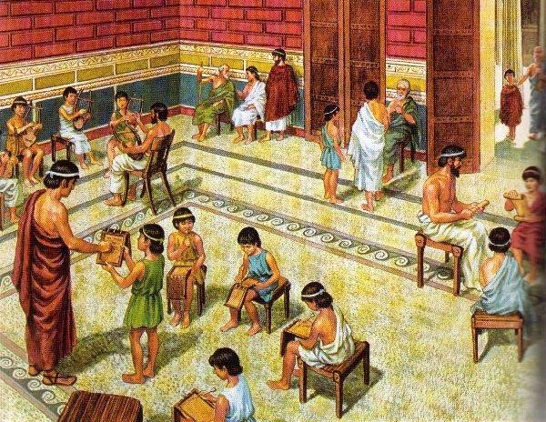 Почему в античности не развивались технологии?